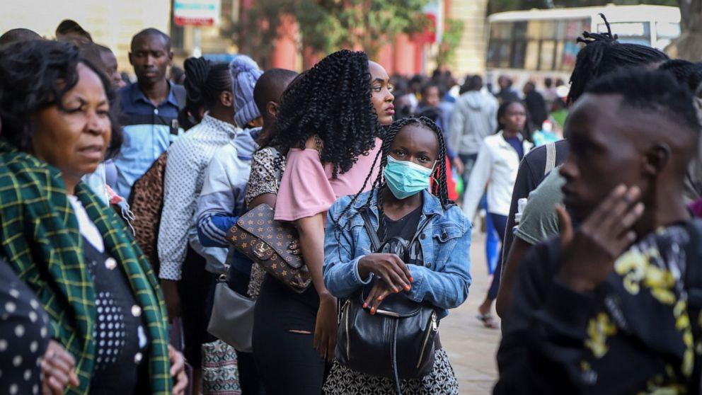 Πολλά Αφρικανικά έθνη ανοίγουμε μέτρα για την καταπολέμηση του ιού