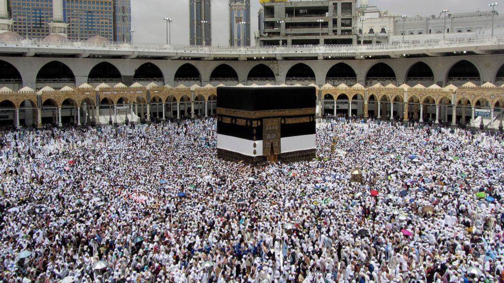 Q&A: The hajj pilgrimage and its significance in Islam - ABC News