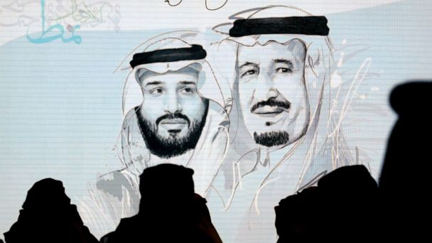 Activists: Saudi Arabia detains 8 in sustained crackdown