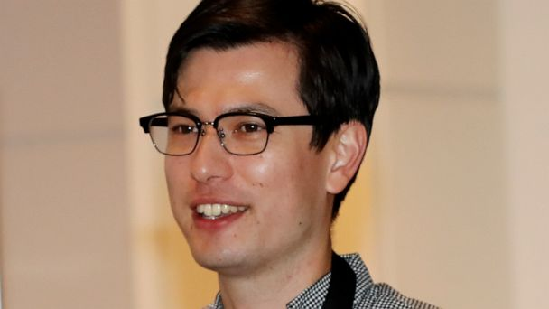 North Korea says released Australian student was spying