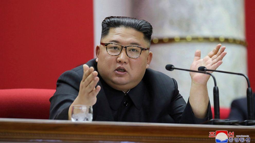 Nordkoreas Kim wirbt strategische Waffe inmitten stall in Gesprächen