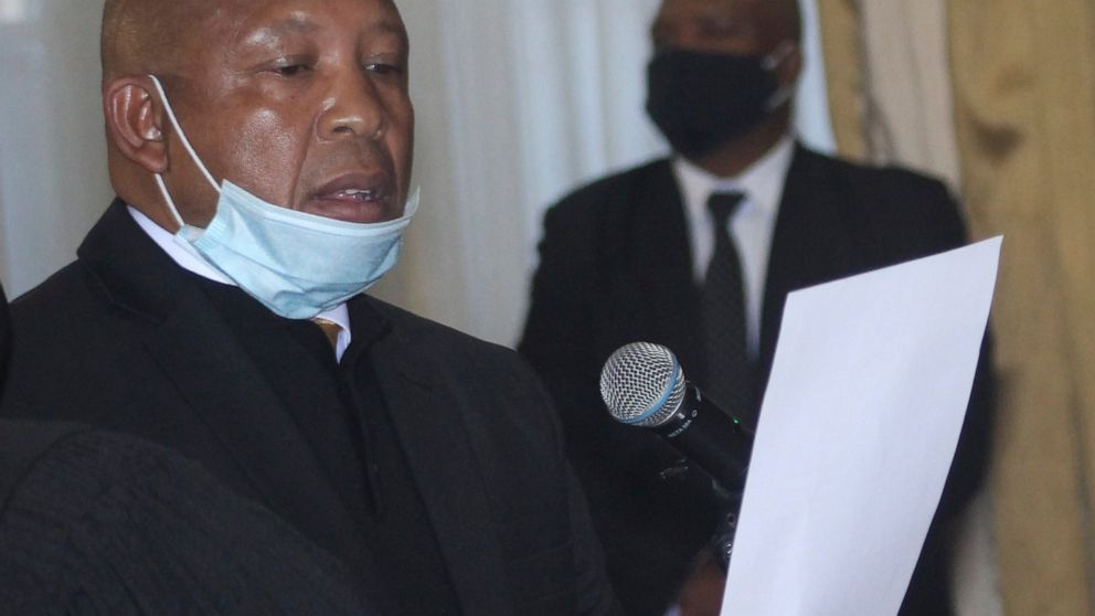 Lesotho Swears In New Prime Minister, Moeketsi Majoro After Thomas Thabane's Resignation