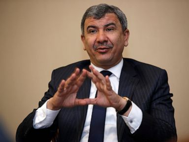 AP Interview: Iraq oil minister says gas sector a priority