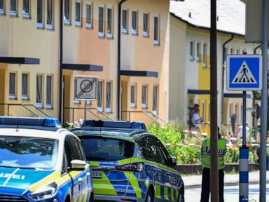 2 killed in shooting in western German town