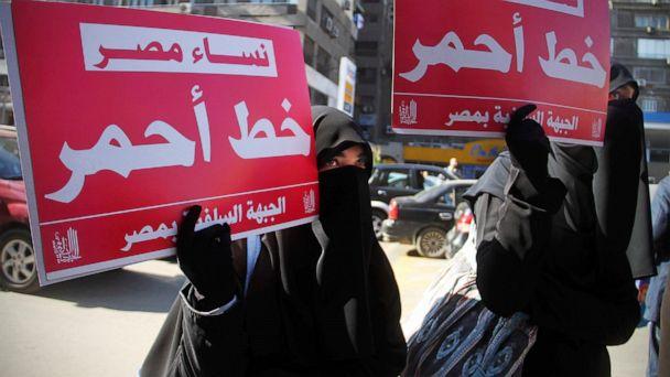 Teen Egyptian girl's case puts legal system under spotlight
