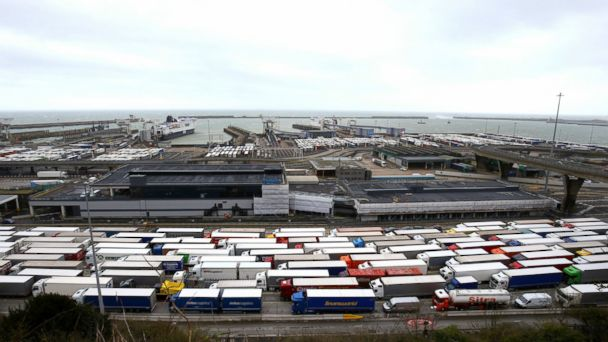 UK unveils new tariff regime in event of 'no-deal' Brexit