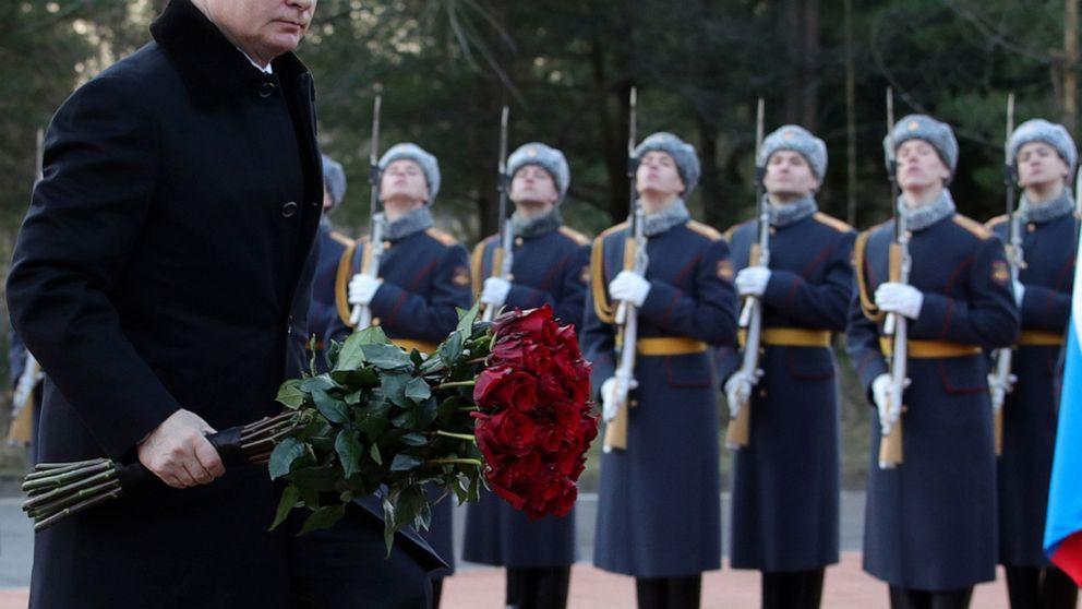 Russlands Putin sagt, er lehnt unbegrenzte Amtszeit für den Präsidenten