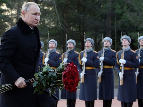Russia's Putin says he opposes unlimited presidential term
