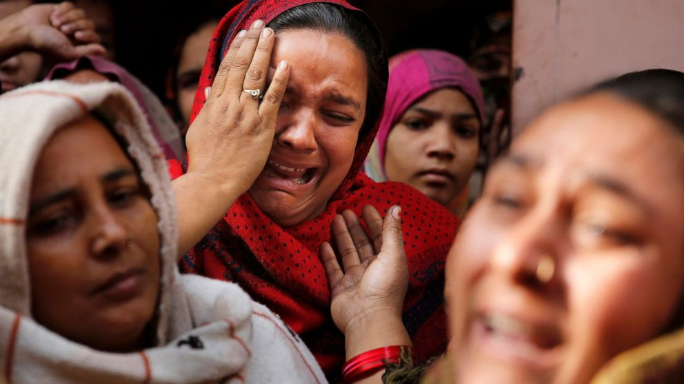 Muslims in fear as police crack down in India's heartland