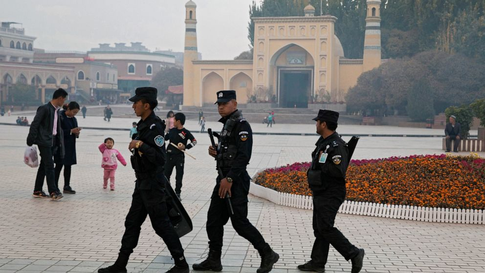 China launches series of rebukes against US Uighur bill