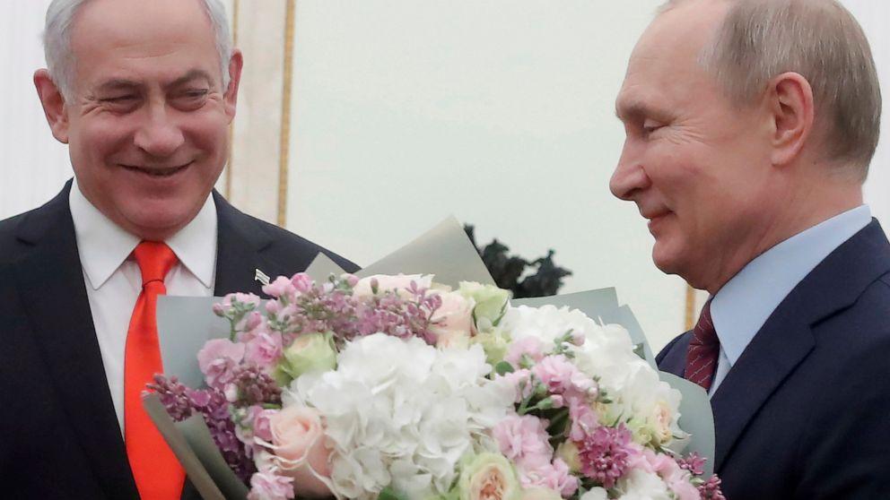 Anklage, einen plan und eine Entschuldigung: der israelische PM hat eine wilde Woche