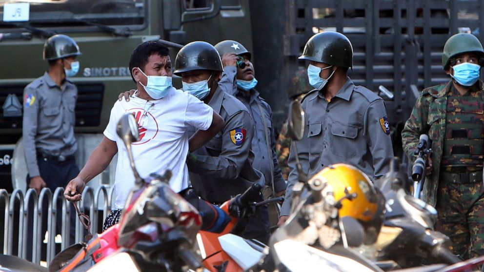 Experts fear fresh wave of political prisoners in Myanmar