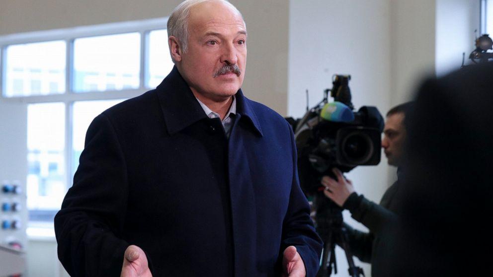 Belarus leader verfügt über die US-Beziehungen mit Moskau zu verhandeln