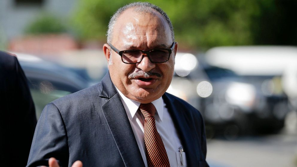 Papua New Guinea prime minister resigns after 7 years thumbnail
