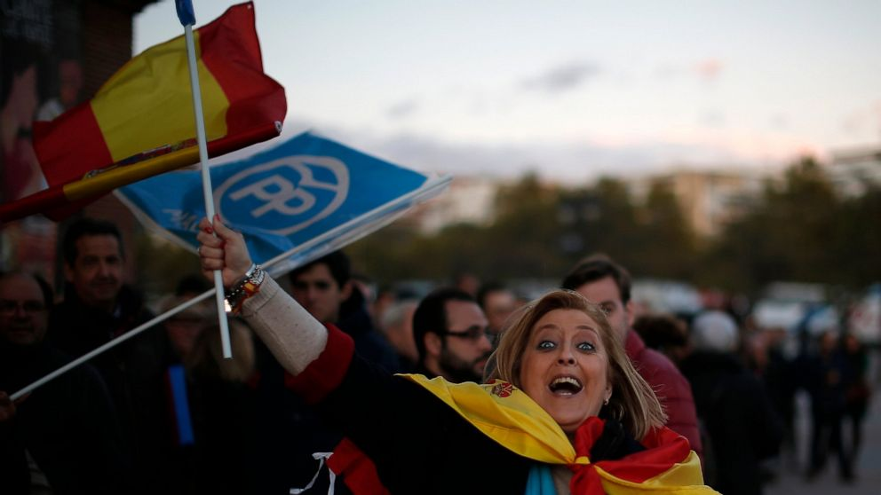 AP Explains: A look at why Spain is voting again thumbnail