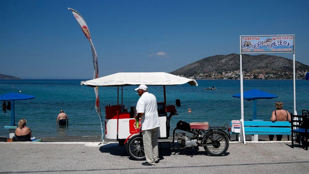 Greece says pandemic to worsen long-term economic problems thumbnail