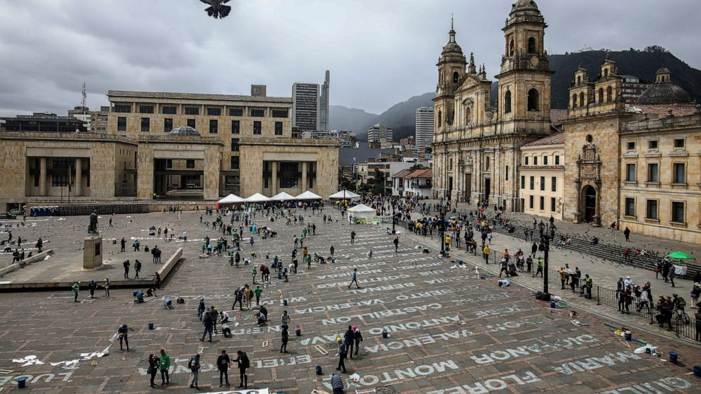 UN registers steep rise in murders of Colombian activists
