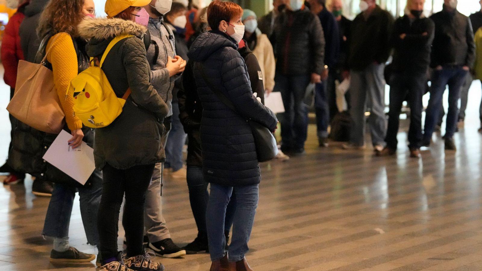 abcnews.go.com -  KAREL JANICEK Associated Press - Infections soar as Czech authorities urge vaccination