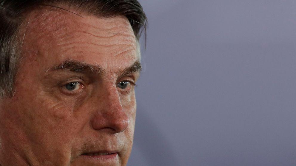 AP Explains: Brazil's environmental changes under Bolsonaro