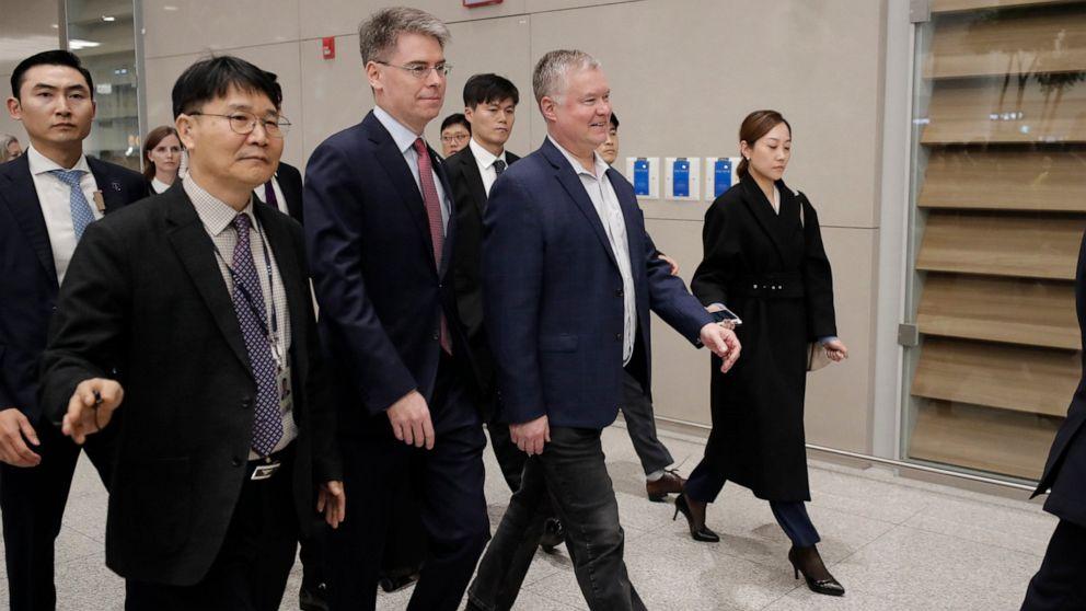 ΜΑΣ λέει ότι δεν θα δεχθεί τη Βόρεια Κορέα-ορισμός πυρηνική προθεσμία