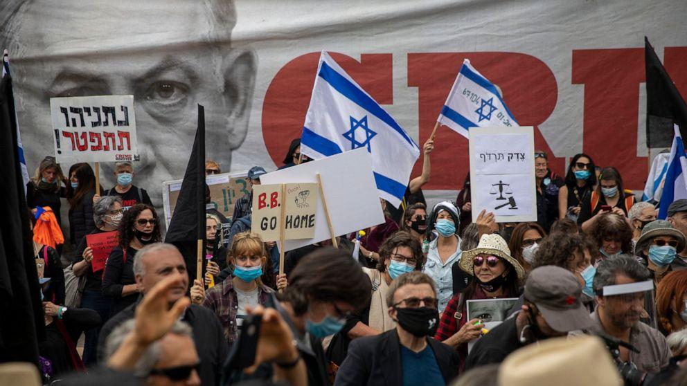 Israeli court releases anti-Netanyahu activist after arrest - ABC News