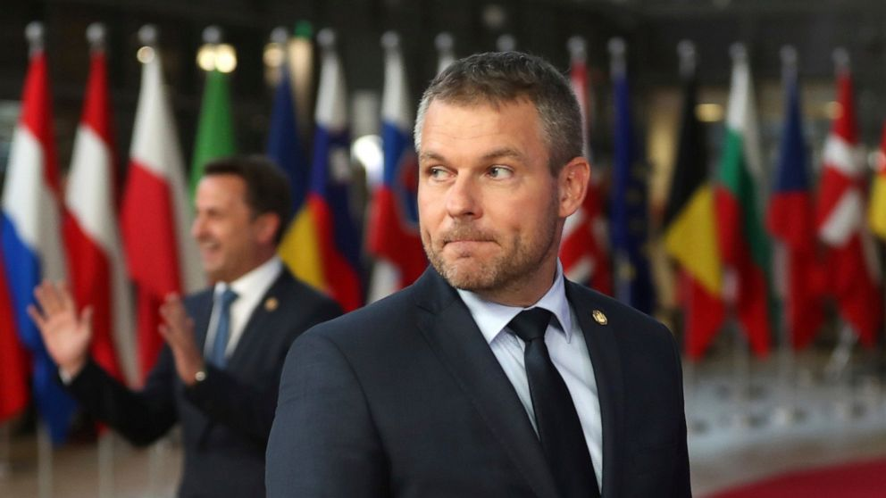 Slovak prime minister to meet with Trump in May