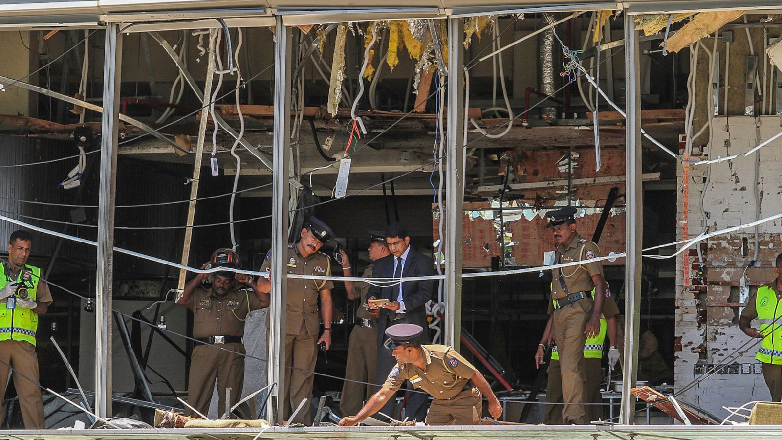 Sri Lanka Files Charges Against 25 People in Connection With 2019 Easter Suicide Bombings