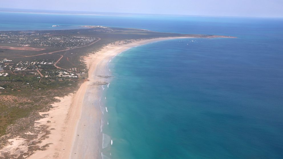 Man killed in shark attack in Western Australia state
