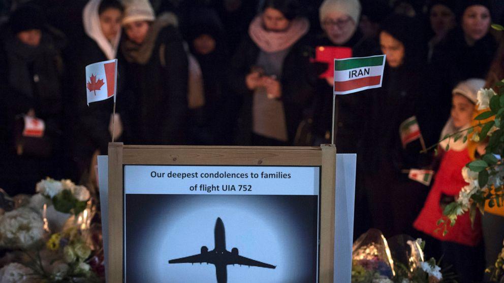 Iran zu senden Flugschreiber von abgestürzten jet in die Ukraine