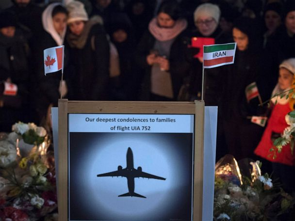 Iran to send flight recorders from downed jet to Ukraine