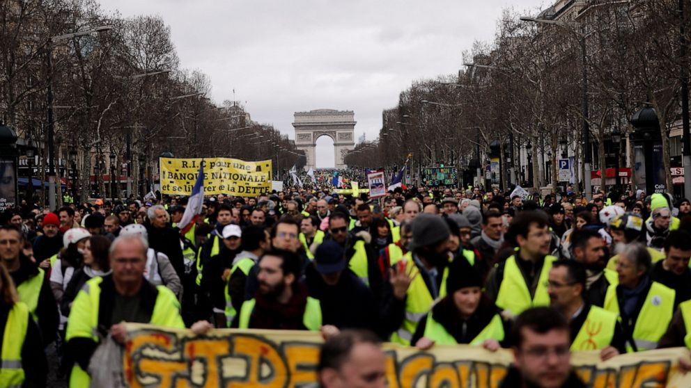 France's yellow vests: Who they are, what they want, and why