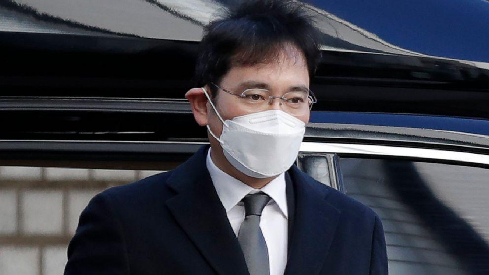 Samsung scion Lee won't appeal prison sentence for bribery