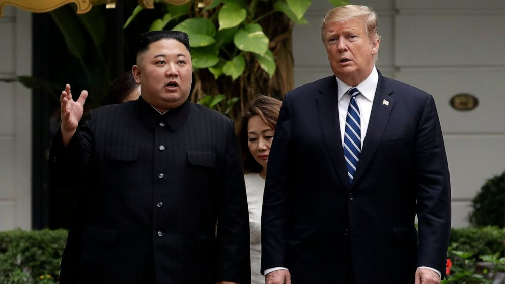 Seoul: US, N Korea in talks to set up 3rd Trump-Kim summit thumbnail