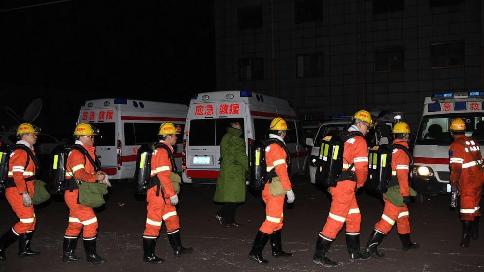 15殺され、9負傷した中国北部の炭鉱爆発