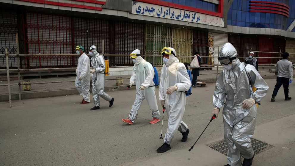Iran defends virus response as Syria reports first death