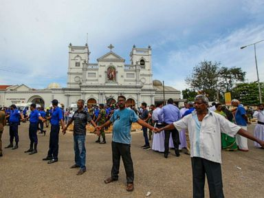 A look at Sri Lankas troubled recent history marked by war