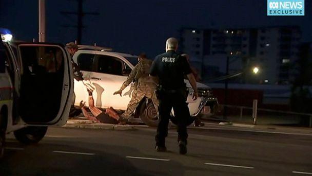 Gunman out on parole kills 4 in Australian city of Darwin