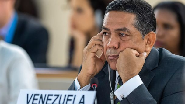Venezuelan envoy rejects 'biased' report at UN rights body