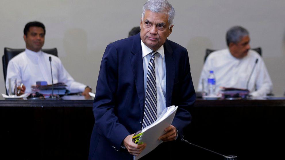 Sri Lanka PM: Country must prepare for new terrorism phase