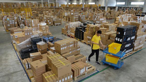 China's economy growth cools further amid US tariff war