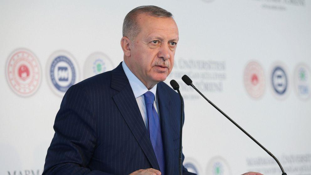 France to summon Turkish envoy over Erdogan jab at Macron thumbnail