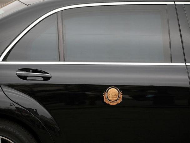 Daimler says it has no idea how Kim Jong Un got his limos
