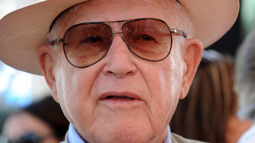 """Schindler's List"" producer Branko Lustig dies at 87"