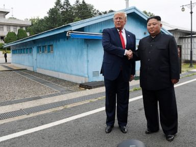North Korea floats idea of lifting weapons test moratorium