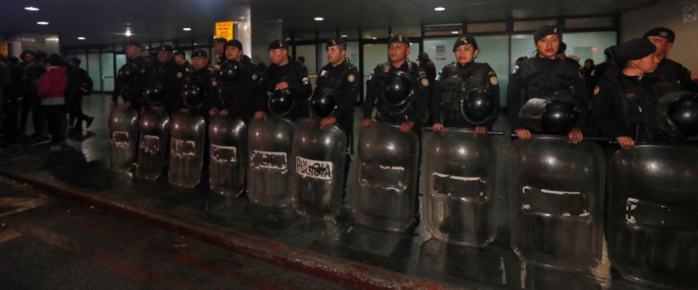 guatemala bars entry to un sponsored corruption investigator abc news