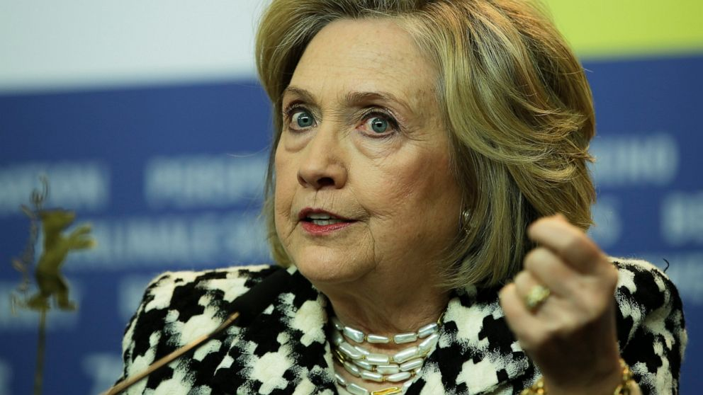 Hillary Clinton: Will support Sanders if nominated for Dems