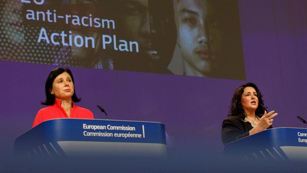 ABC News EU unveils plan to combat racism, increase diversity thumbnail