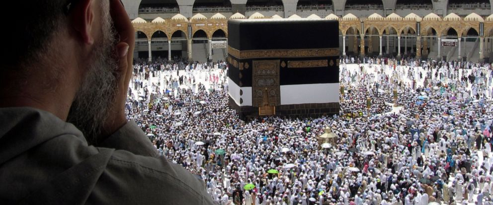 Over 2 million Muslims in Mecca for start of hajj pilgrimage - ABC News