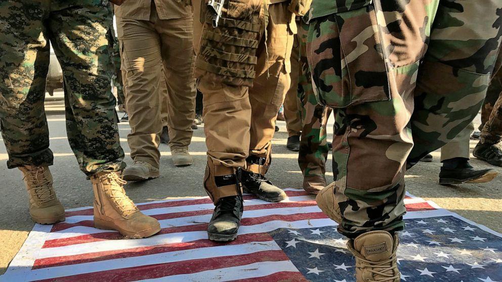 war in iraq 2020
