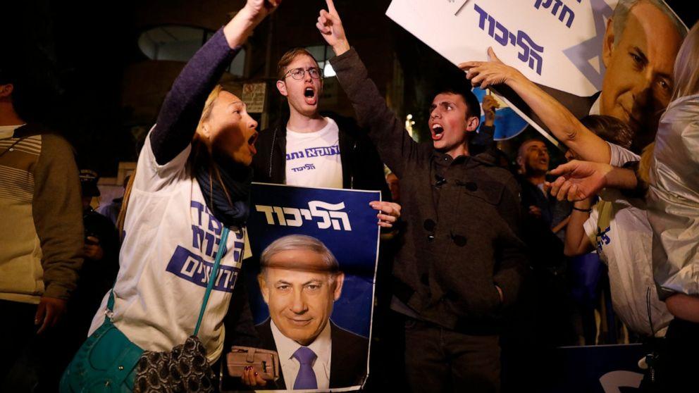 Το ισραήλ προετοιμάζεται για πολιτικό αγώνα μετά Νετανιάχου κατηγορητήριο